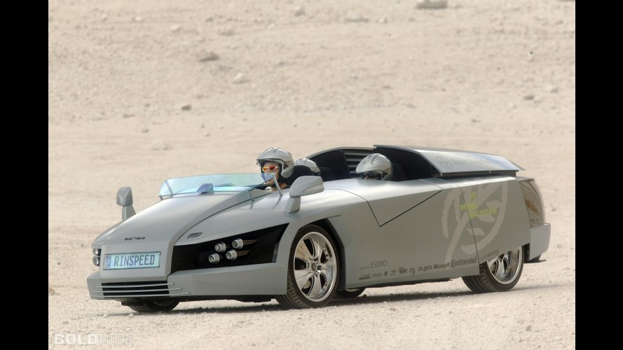 Rinspeed Senso Concept