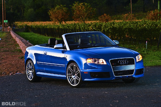 Audi RS 4 Cabriolet