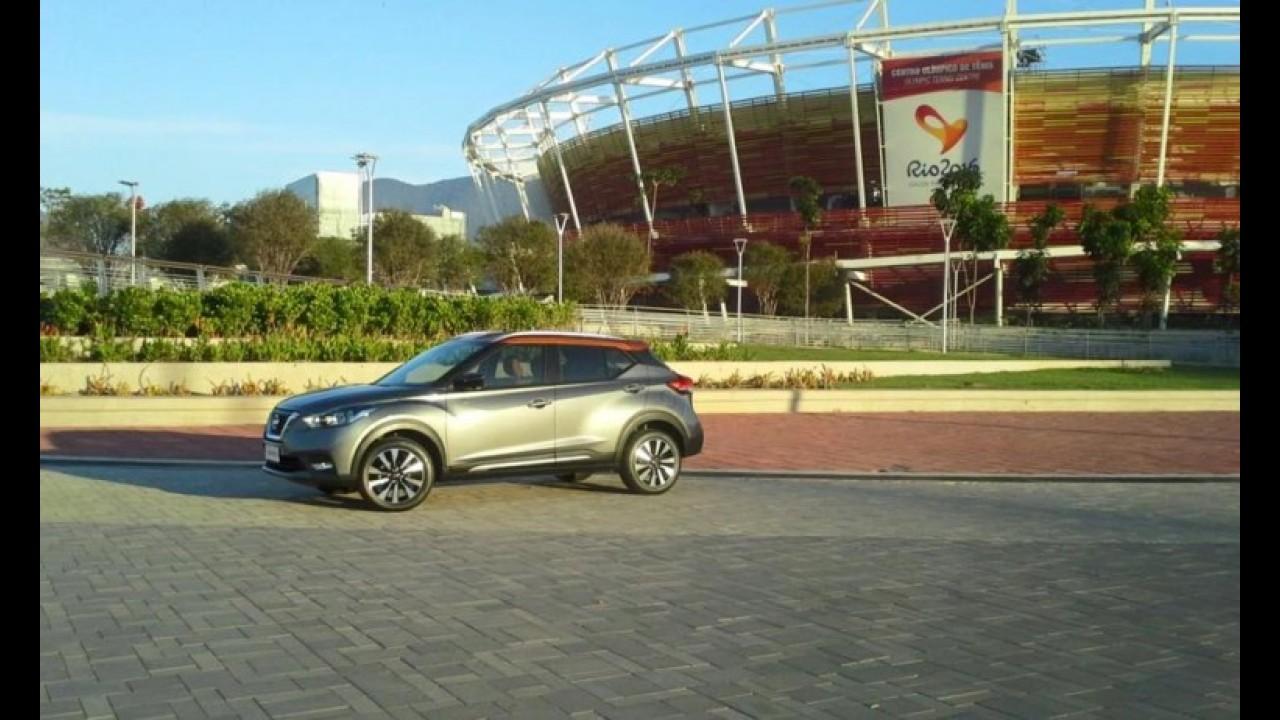 Revelado! Nissan Kicks aparece limpinho em fotos no Instagram