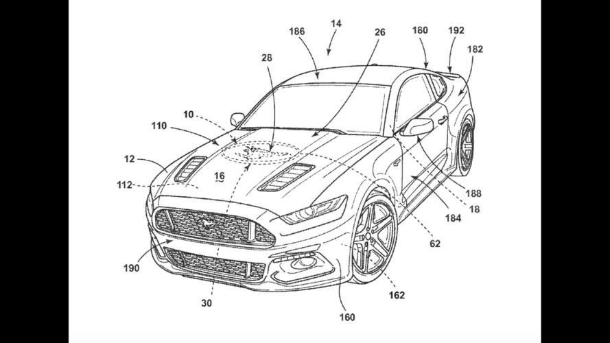 Ford ısı temelli grafiklerin patentini aldı