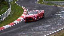 Chevrolet Camaro ZL1 - Plus rapide qu'une Koenigsegg sur le Nürburgring