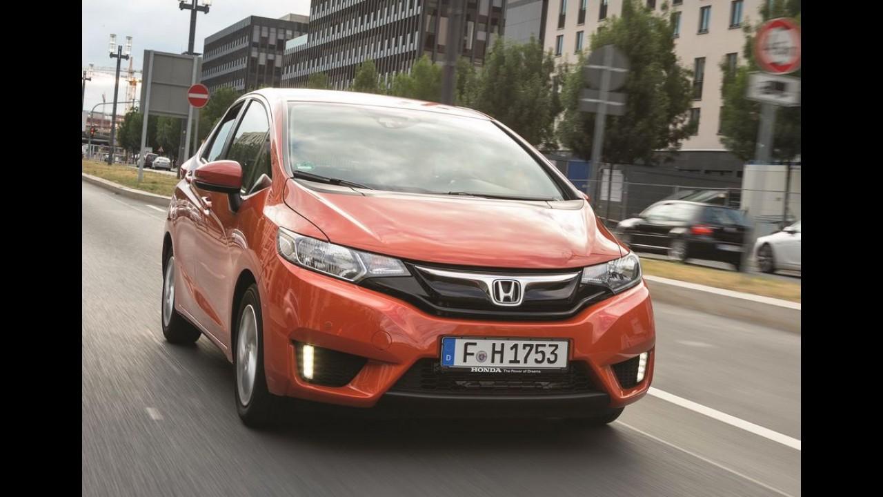Próximo Honda Fit chegará em 2019 mais leve e com motor 1.0 turbo