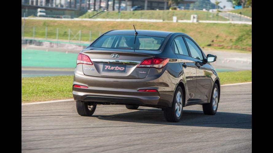 Hyundai reajusta preços e HB20 fica até R$ 1.510 mais caro - veja tabela