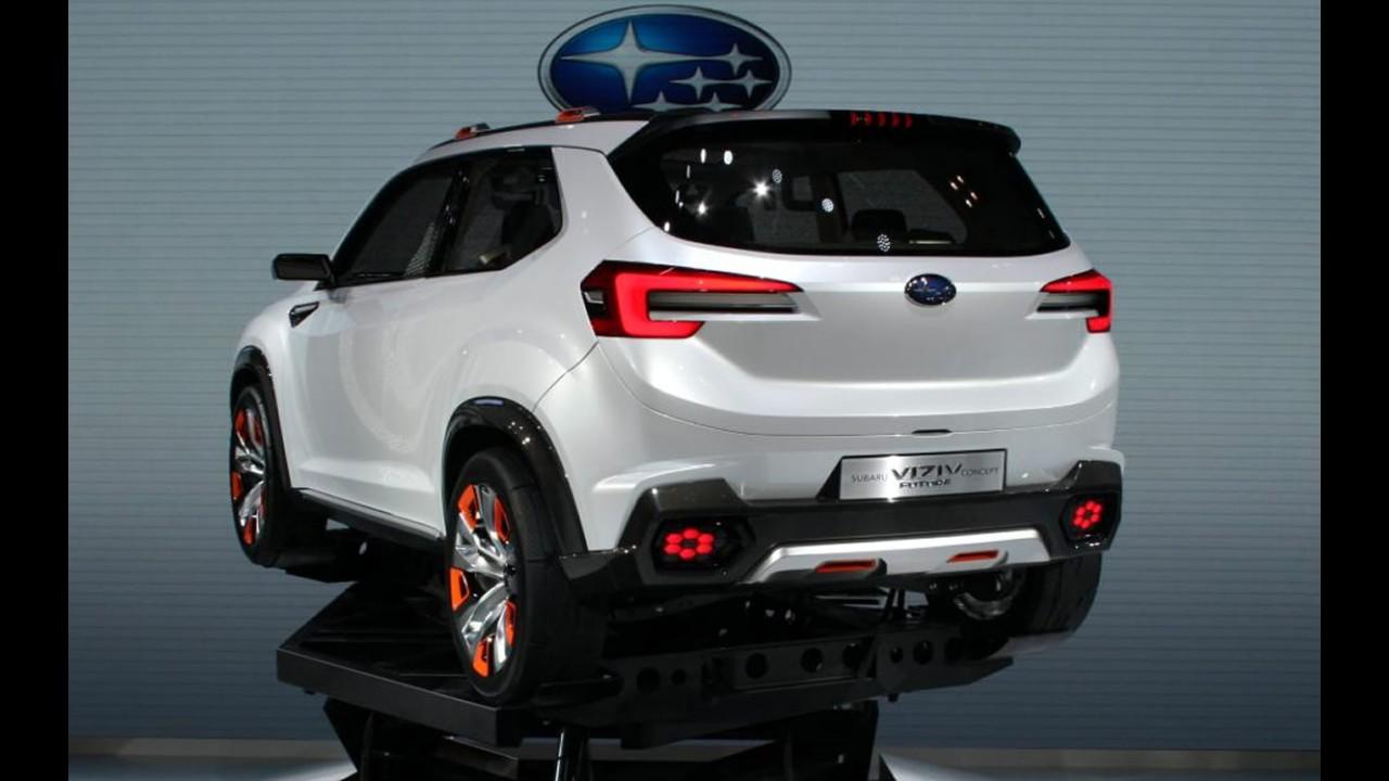 Subaru deve lançar inédito crossover em 2021, e ele será 100% elétrico