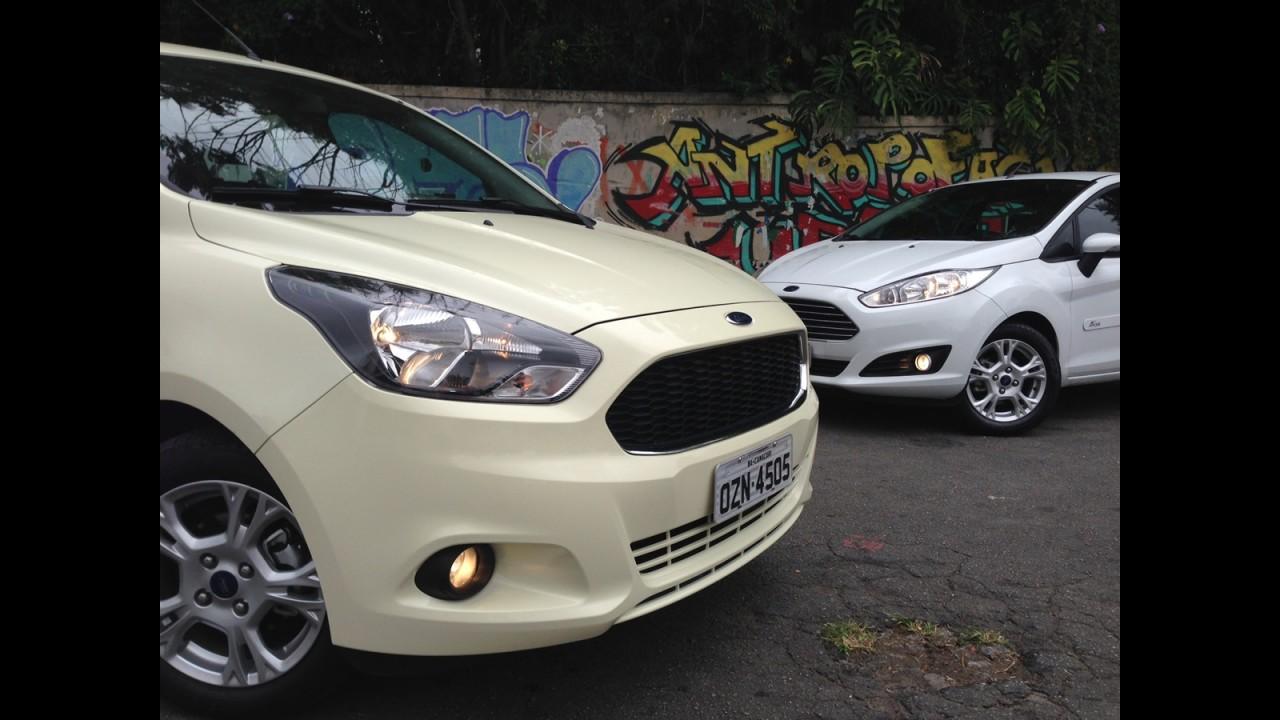Após diversos aumentos e sucesso do Ka, Fiesta despenca nas vendas