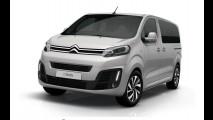 Trigêmeas: PSA e Toyota revelam minivans Traveller, SpaceTaurer e New Proace