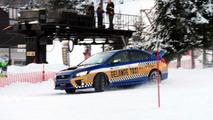 Subaru Gelande Taxi