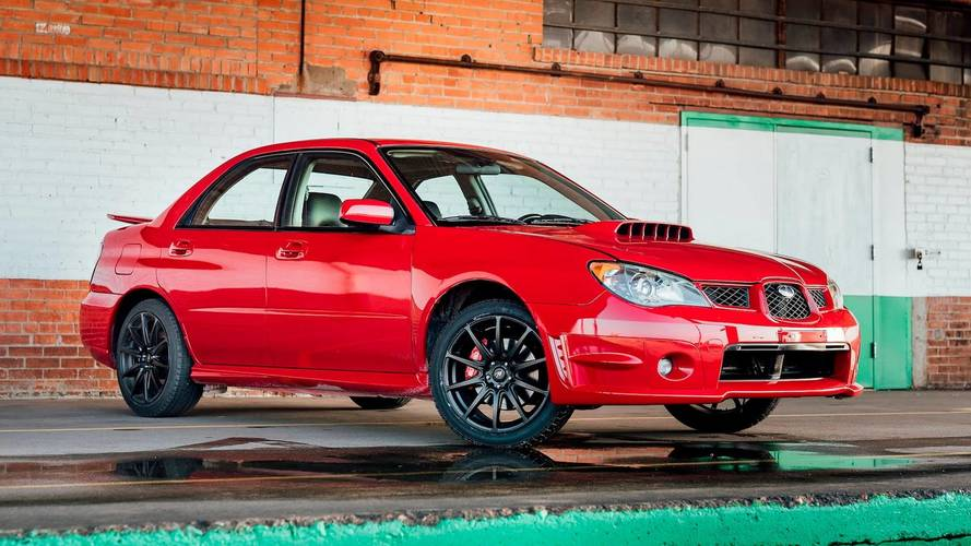 Baby Driver Impreza for sale