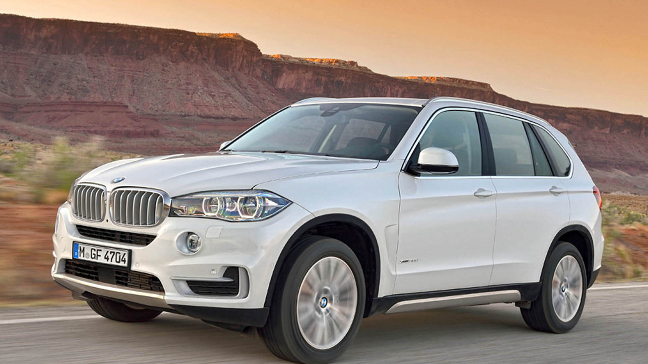 Platz 6: BMW X5
