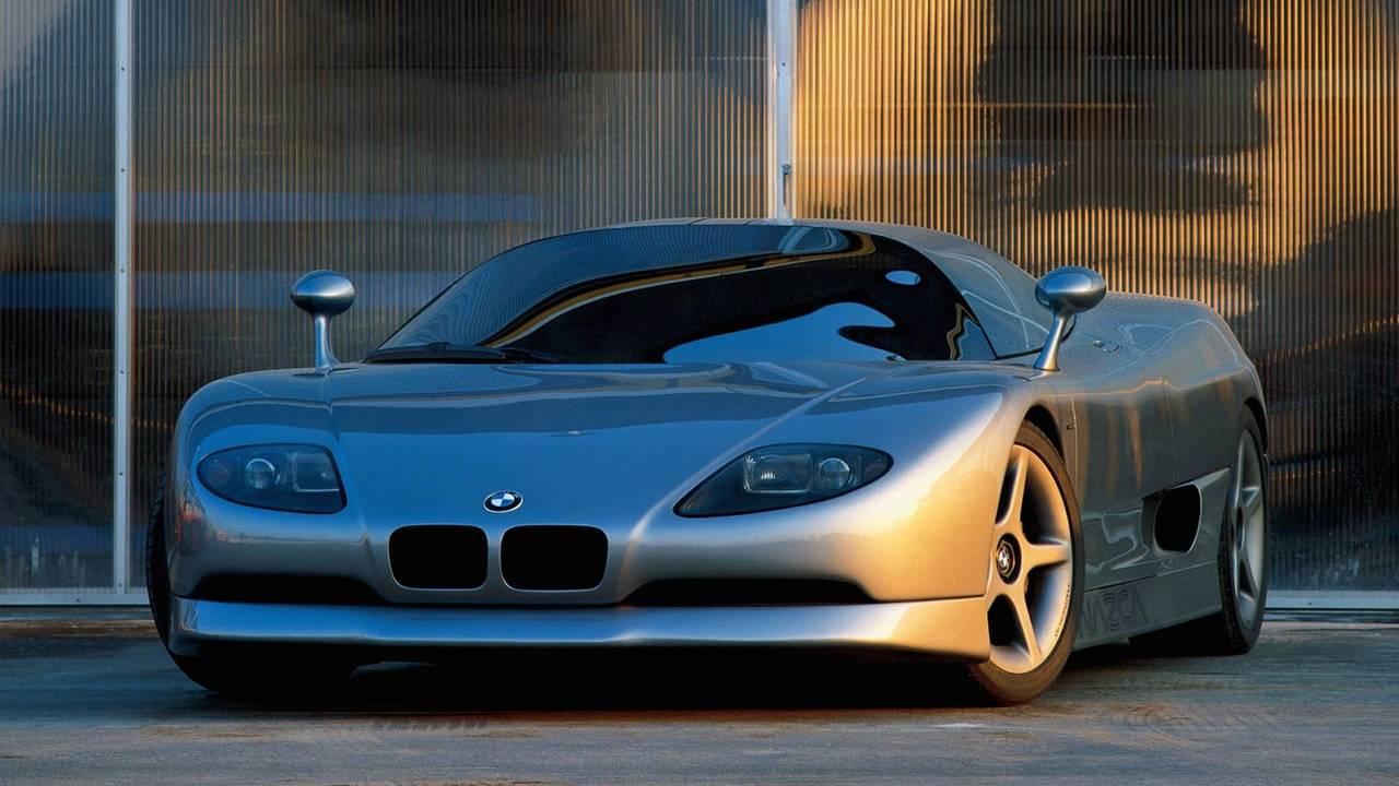 1991 BMW Nazca M12