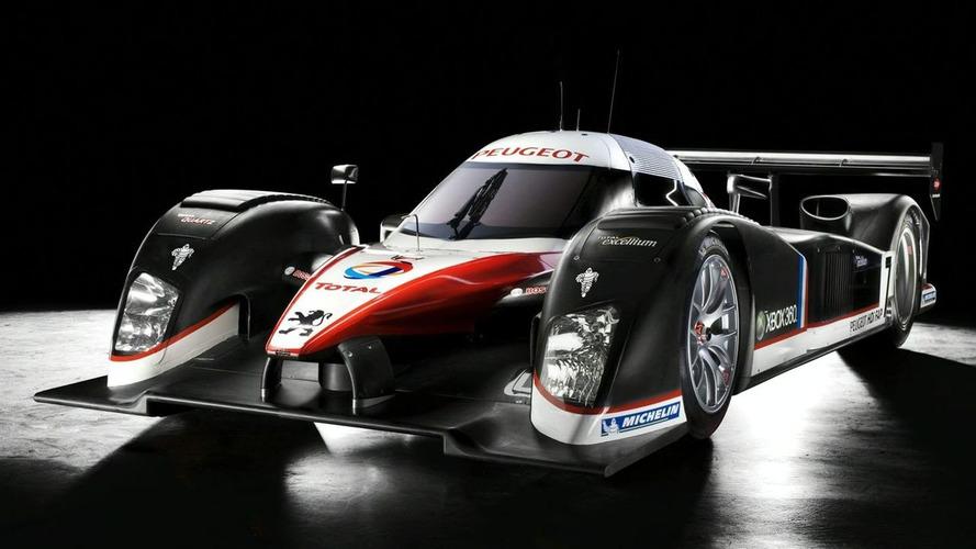 Peugeot Hires F1 Drivers for Le Mans