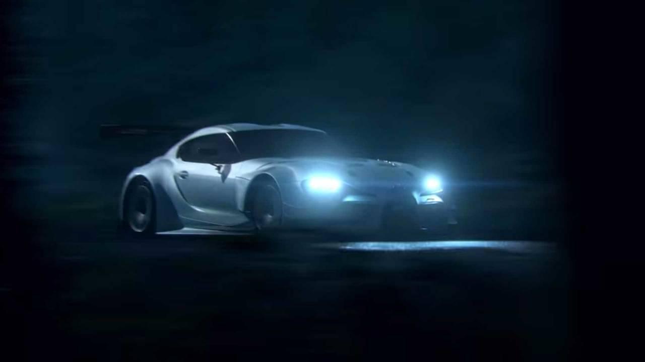 Toyota GR Supra Racing Concept screenshots