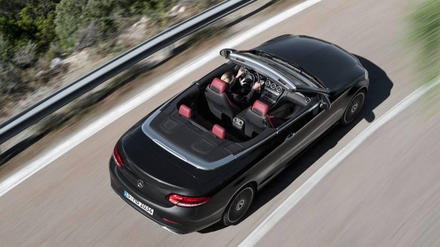 Te mostramos los precios de los Mercedes Clase C Coupé y Cabrio