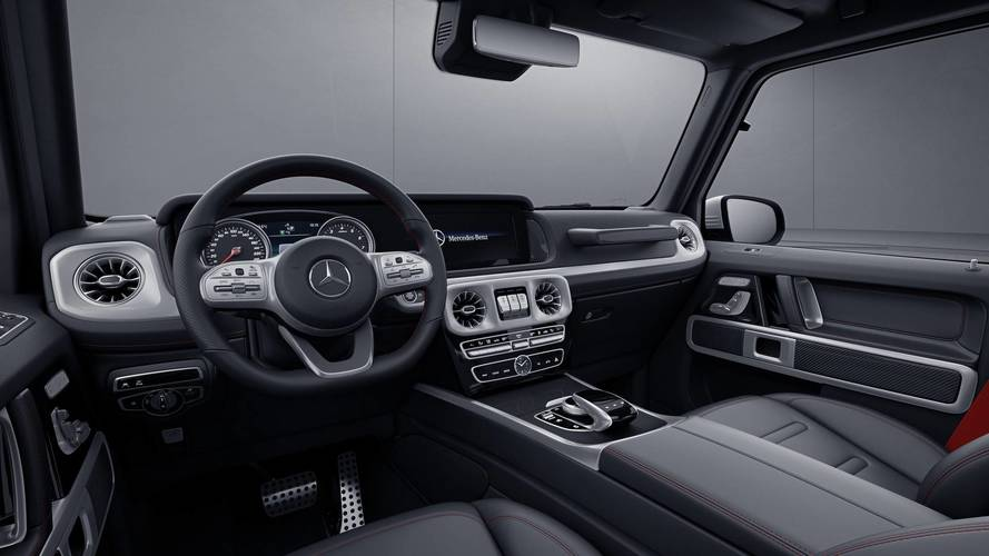 2019 mercedes g class amg line photo. Black Bedroom Furniture Sets. Home Design Ideas