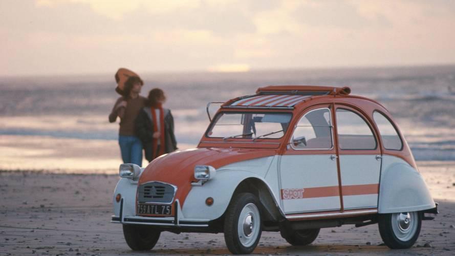 DIAPORAMA - Les finitions spéciales de la Citroën 2 CV