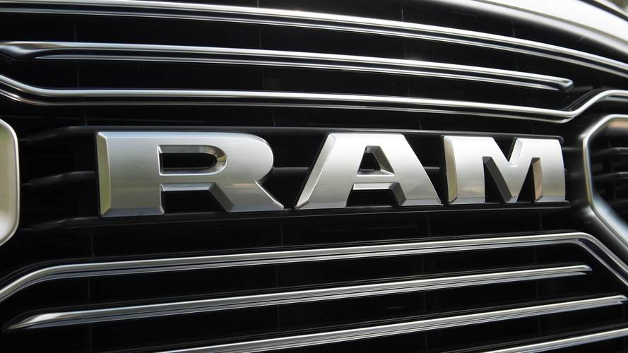 2019 Ram 1500 Caught Completely Uncovered In Leaked Image