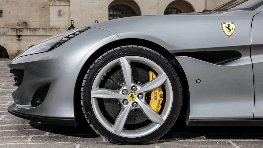 Primera prueba Ferrari Portofino 2018