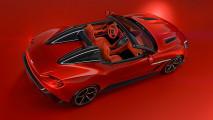 Aston Martin Vanquish Zagato Speedster e Shooting Brake