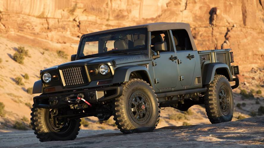 2019 Jeep Scrambler, çıkarılabilir kumaş tavana sahip olacak