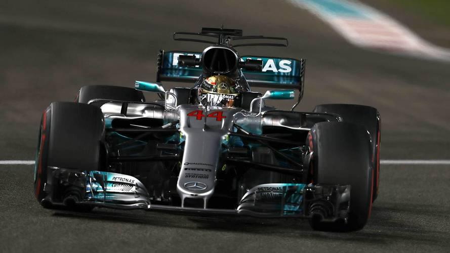 Autosport Awards: Mercedes Вins Racing Car Of The Year