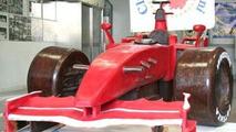 Sweet as Ferrari?