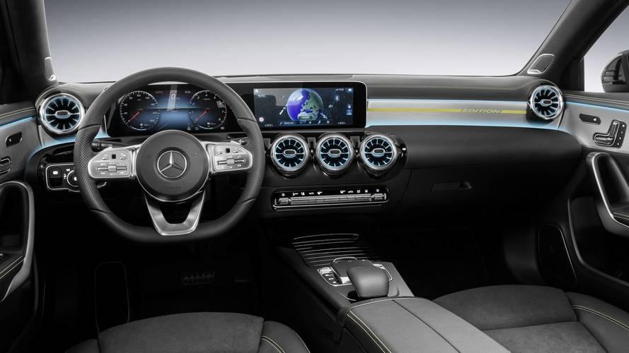 Mercedes Classe A (2018) - Découvrez son habitacle