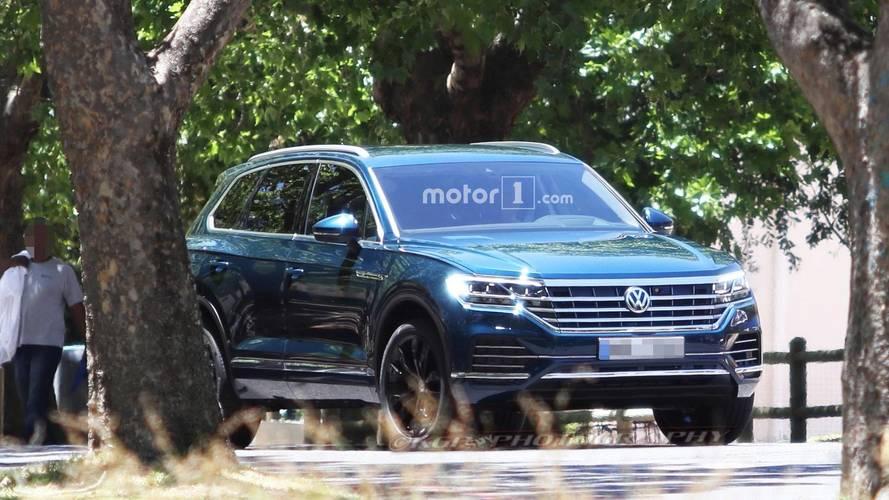 Voici le nouveau Volkswagen Touareg !