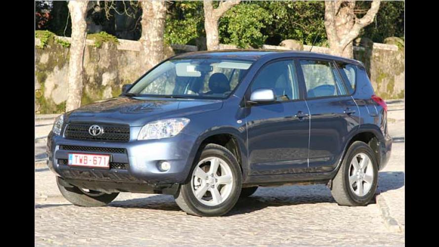 Toyota RAV4: Nicht nur größer, sondern rundum besser