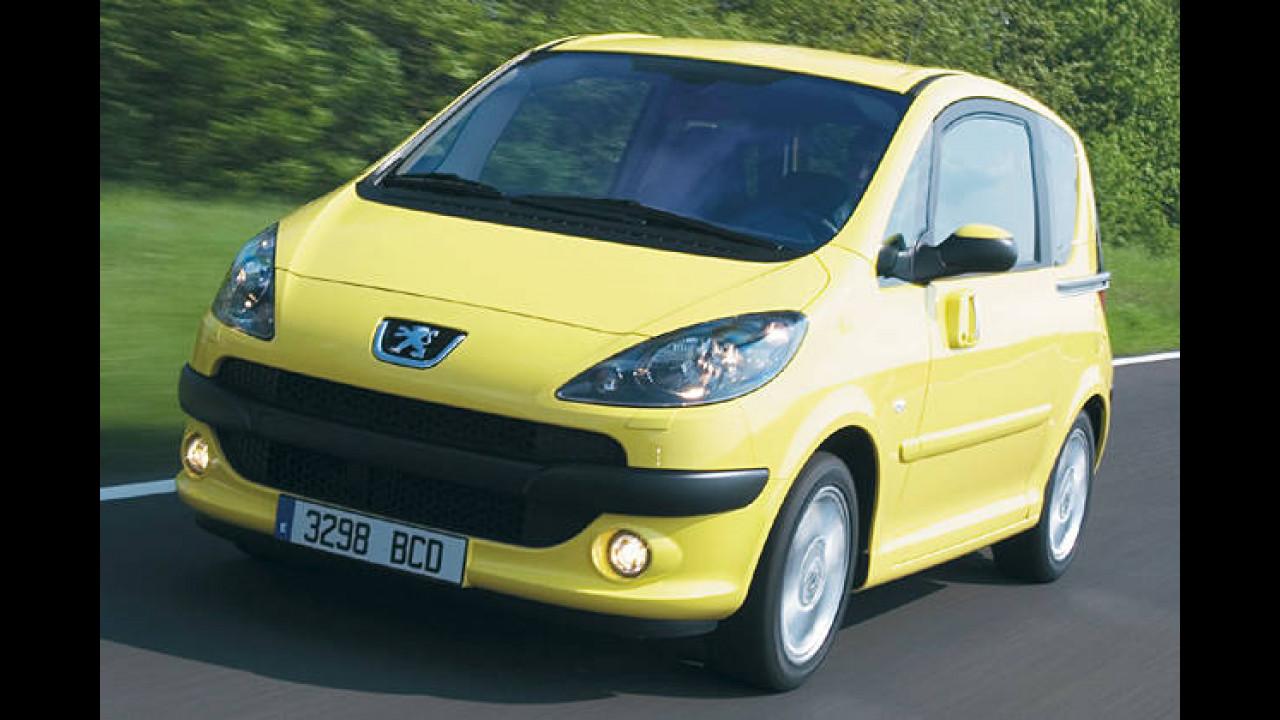 Peugeot 1007 110