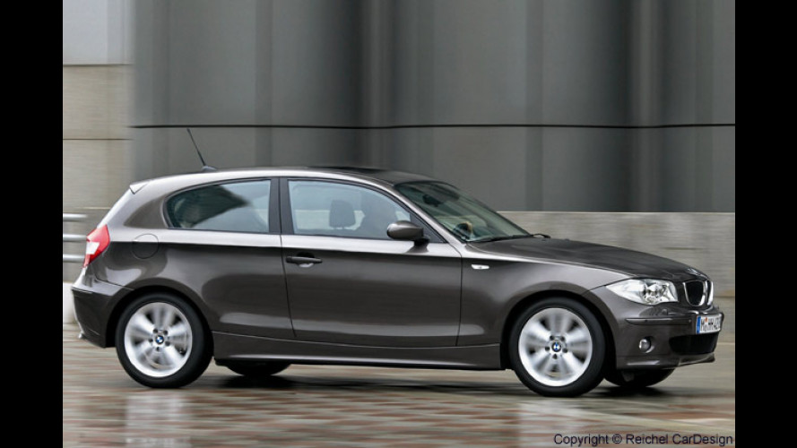 Branchengeflüster: Geheimprojekt BMW 1er