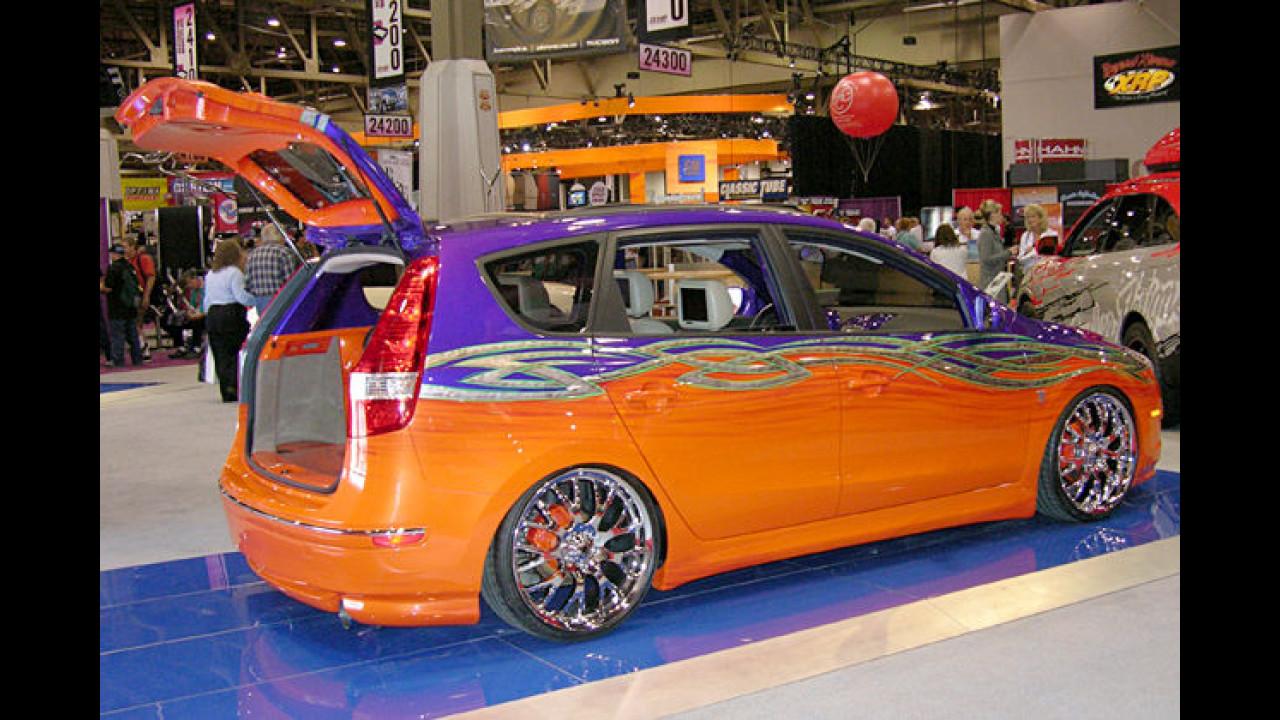 Hyundai Elantra Touring von K-Daddyz Kustomz