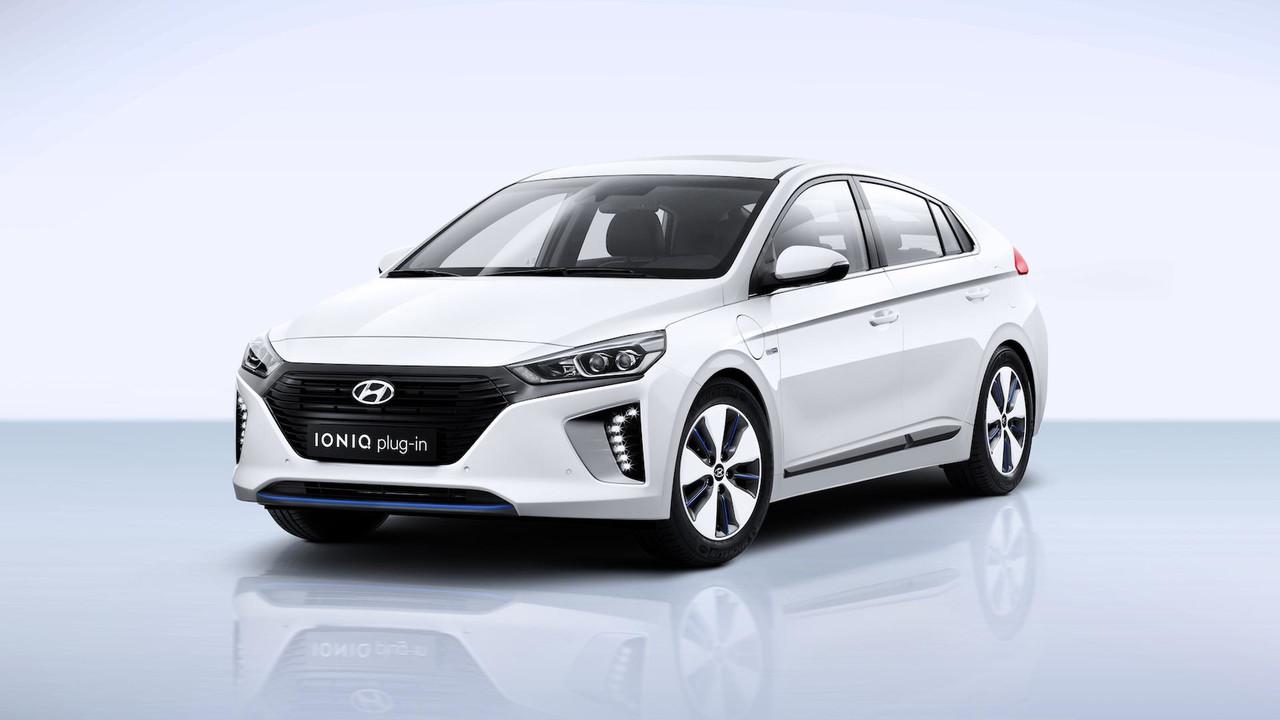 Hyundai IONIQ Híbrido-enchufable 2017