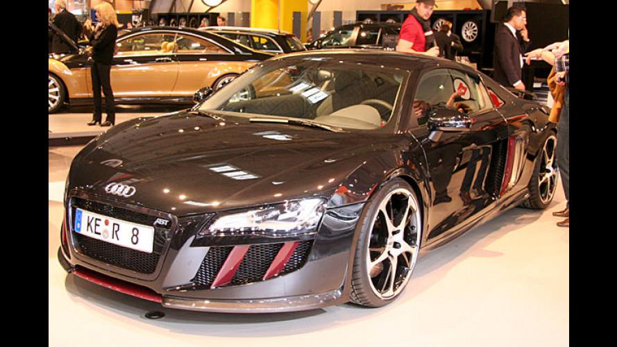 Paradiesvogel: Audi R8 von Abt Sportsline