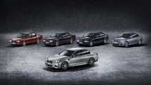 BMW M5, foto de familia