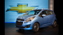 Chevrolet Spark per l'America
