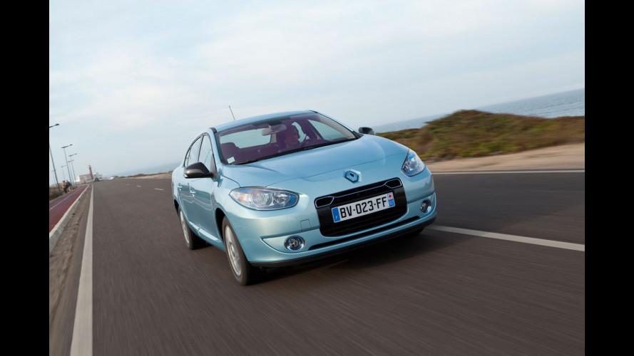"""Renault Fluence Z.E., una """"scossa"""" alla mobilità"""