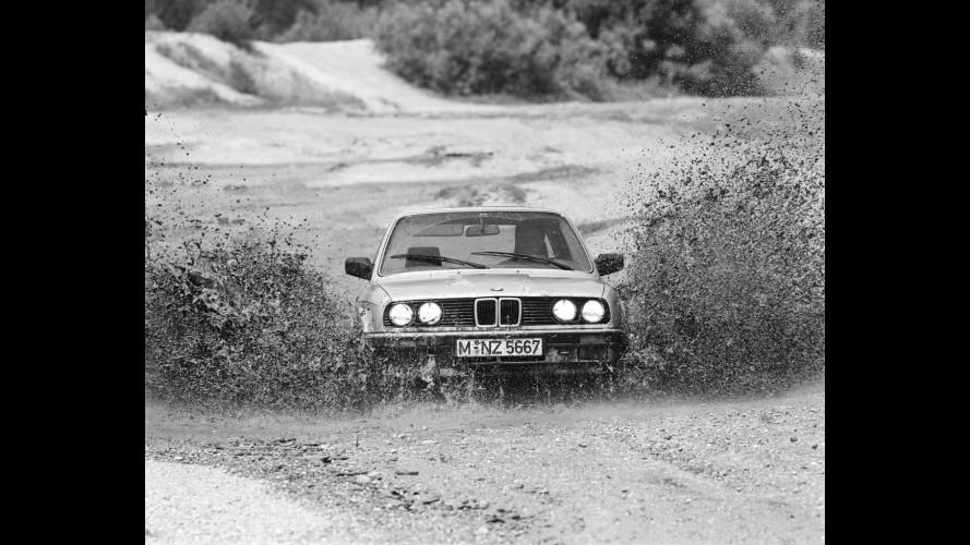 BMW, i 25 anni delle X
