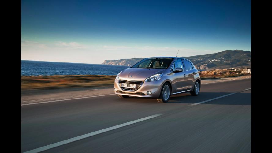 Peugeot 208, il video