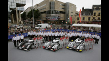 Audi trionfa alla 24 Ore di Le Mans 2011