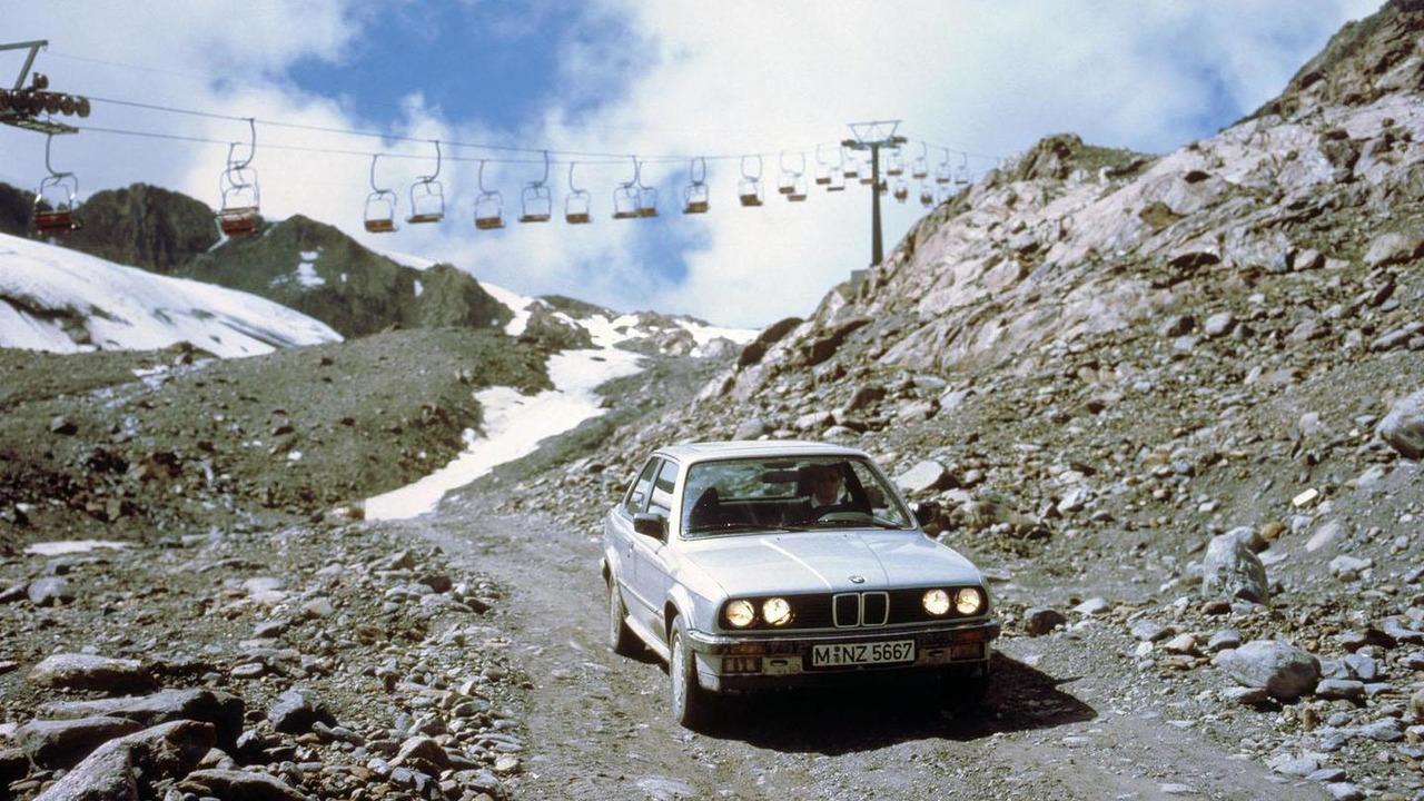 BMW 325i Allrad E30