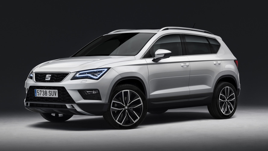 Seat Ateca Cupra under consideration