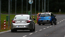 Opel shows off their automatic collision avoidance system [video]