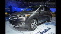 Los Angeles: Ford Escape 2017 muda ao gosto do consumidor norte-americano