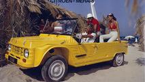 Citroën E-Mehari clásico