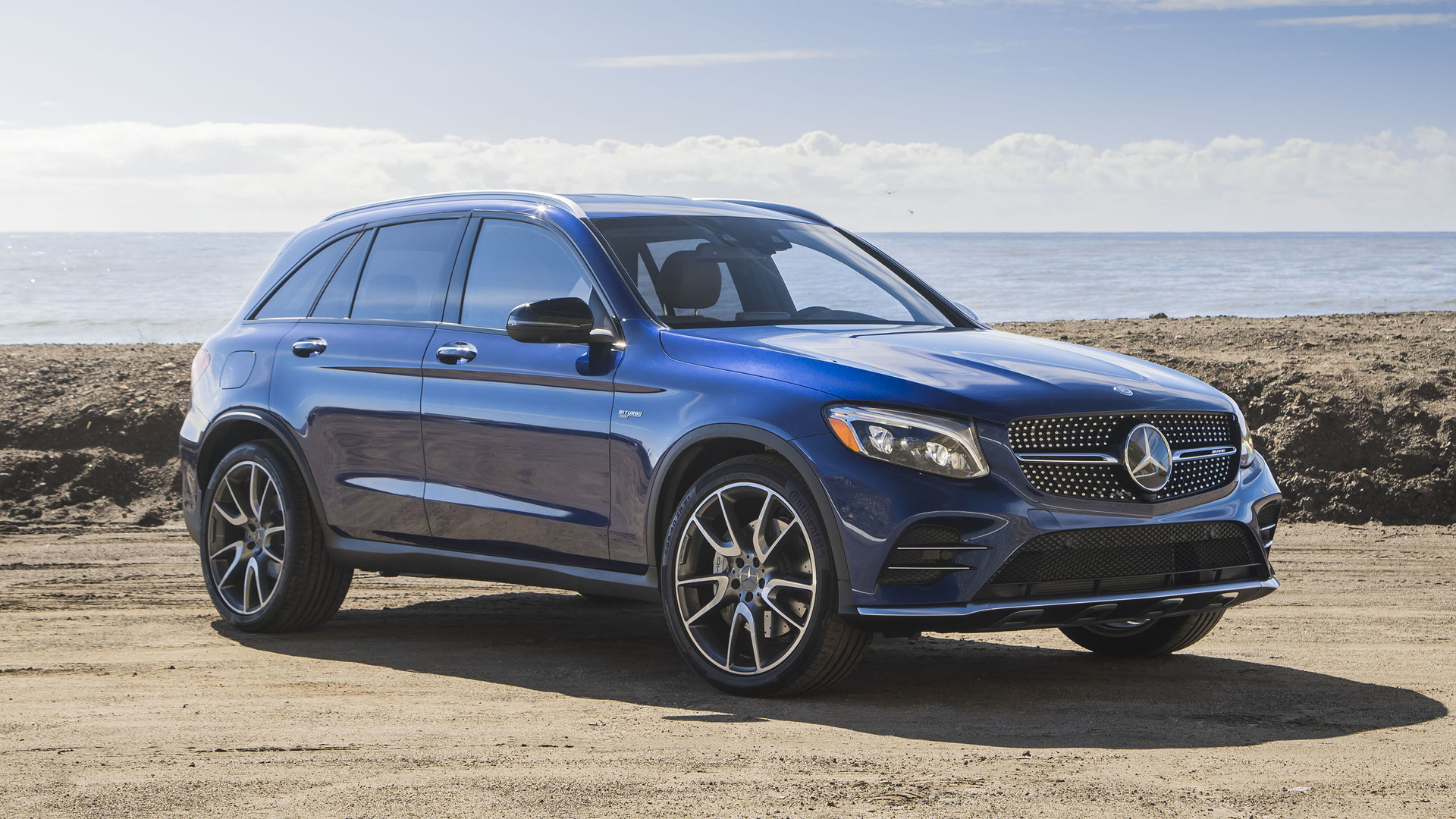 2017 mercedes amg glc43 review your everyday performance for 2017 amg glc 43 coupe mercedes benz