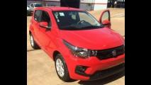 Flagra pré-estreia: compare as diferenças entre o Fiat Mobi Easy e o Way
