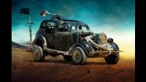 Veja a galeria de fotos com os carros do novo filme