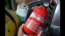 Projeto de Lei prevê reembolso de multas por falta de extintor
