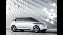 Kombi do futuro: VW revela o elétrico e tecnológico BUDD-e Concept