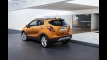 Gêmeo do Tracker, Opel Mokka ganha reestilização na Europa - veja fotos